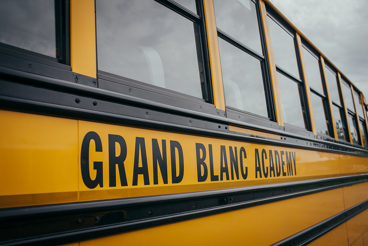 Grand Blanc Academy Students